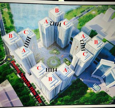 Chính Chủ Cho Thuê Chung Cư HH (HH1 HH2, HH3, HH4) Linh Đàm, LH: Chủ Nhà 097563