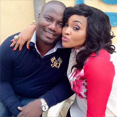 Mercy Aigbe's husband, Lanre Gentry, remanded in Ikoyi prison after failing to meet bail condition