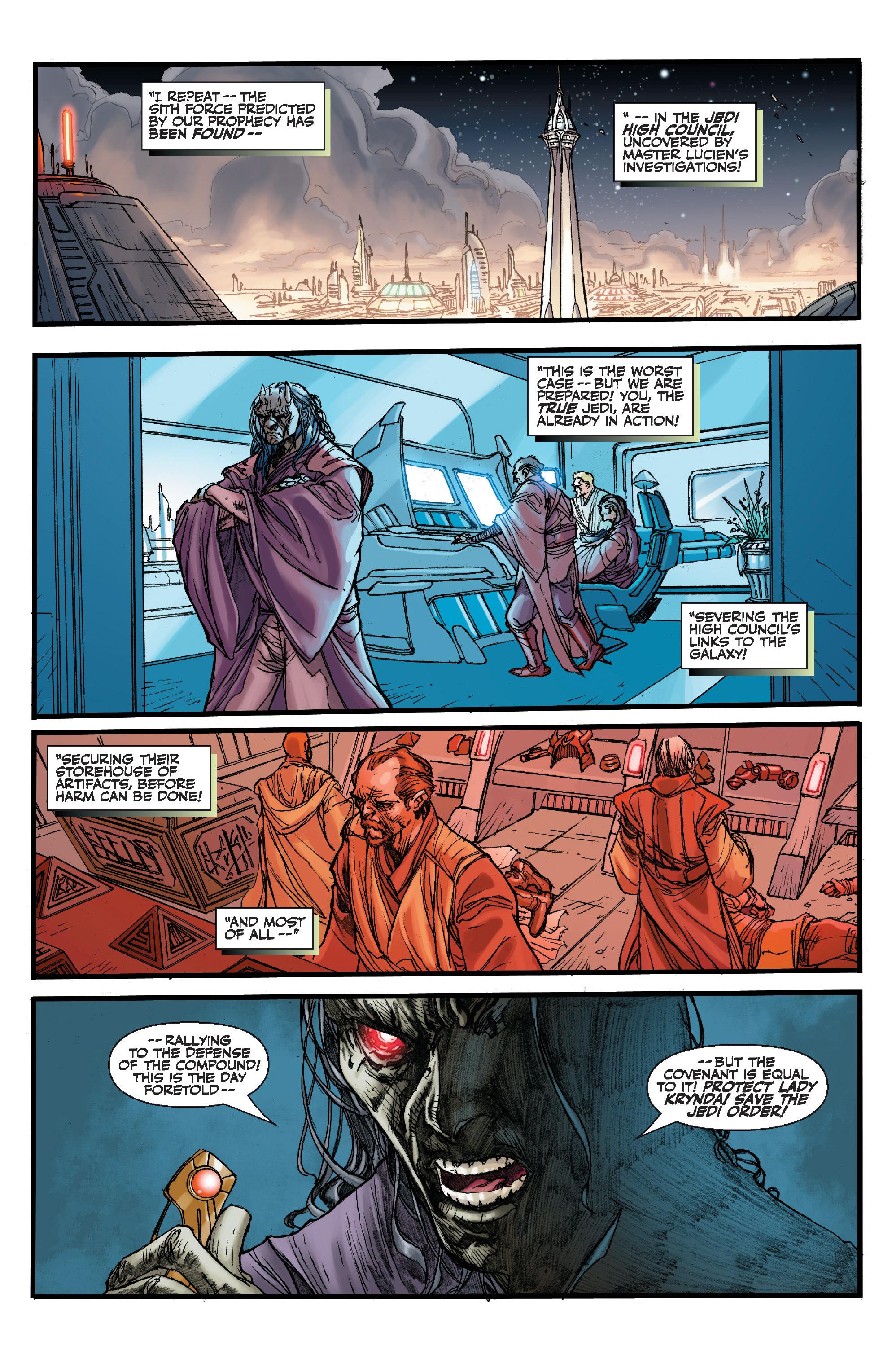 Read online Star Wars Omnibus comic -  Issue # Vol. 32 - 319