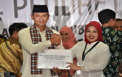 Pengamat: Cagub Agus Diuntungkan dengan Nama Belakang Yudhoyono