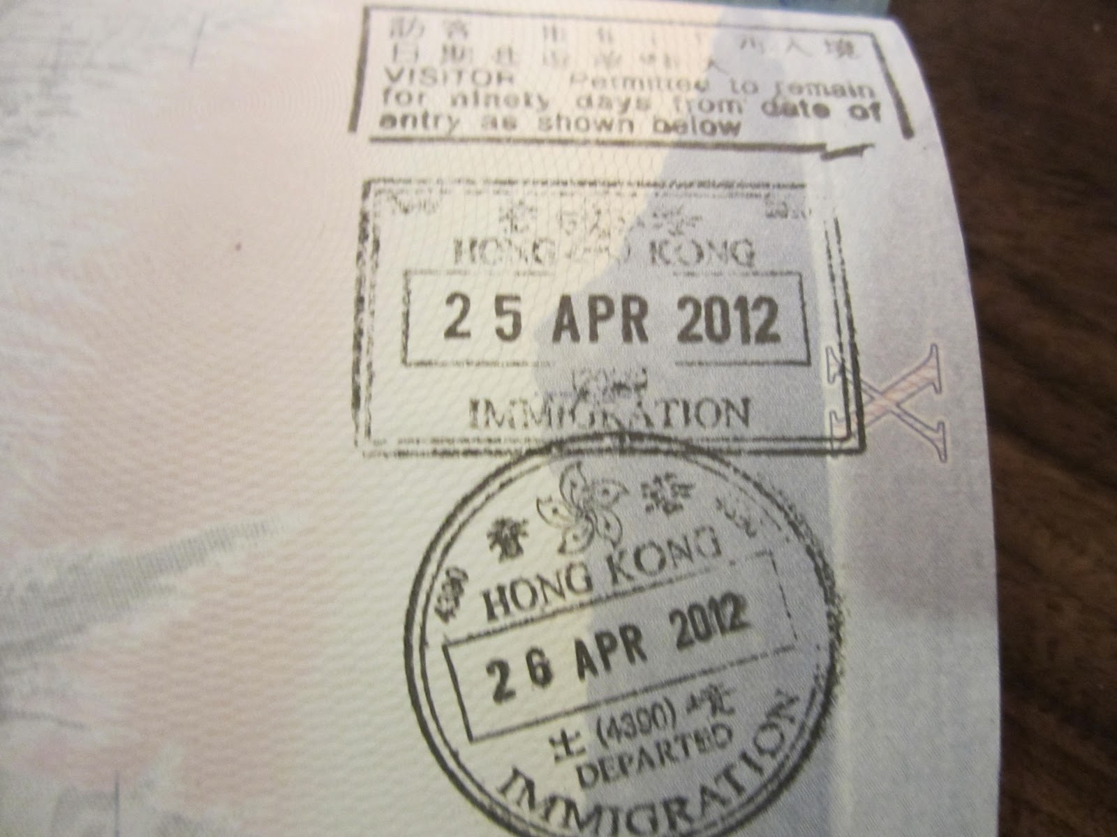 How Frequent Visitor Visa Can Travel