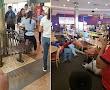 VIDEO; La gente al suelo, soldados, criminales. Suenan las armas. Nuevo Laredo vive hoy escenas de pánico