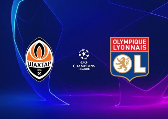 Shakhtar Donetsk vs Lyon - Highlights 12 Decembre 2018