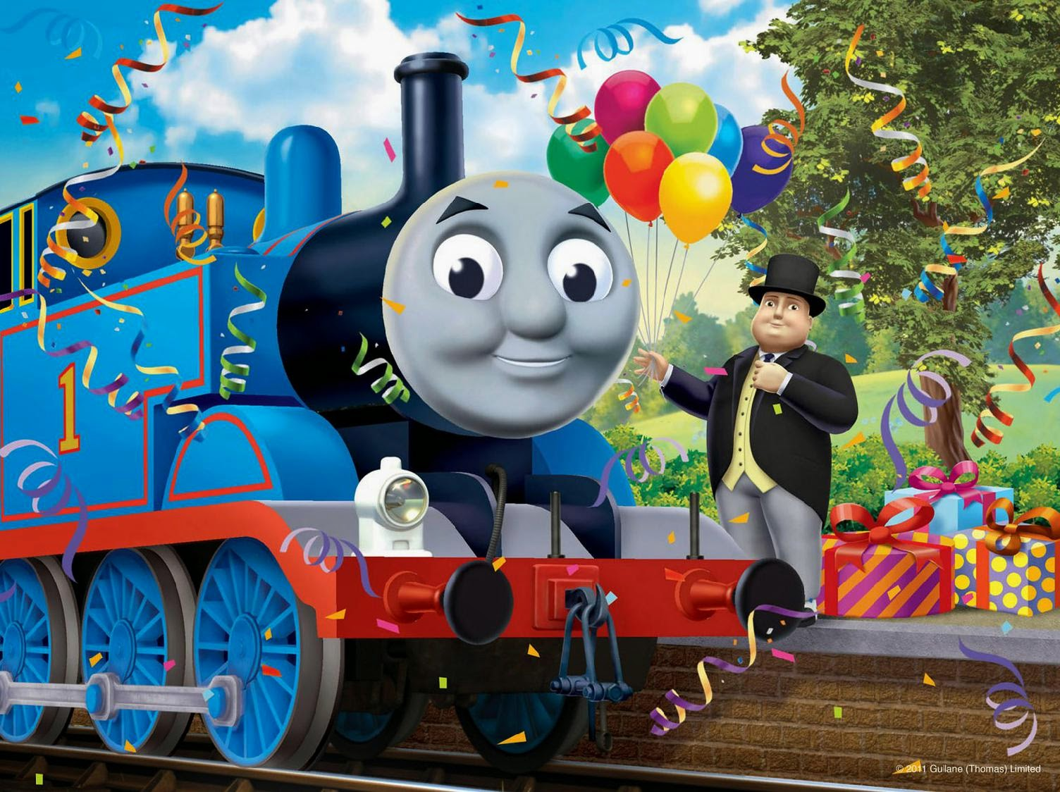 Gambar Thomas Friends Wallpaper Hd Tank Engine Gambar Lucu Terbaru Cartoon Animation Pictures
