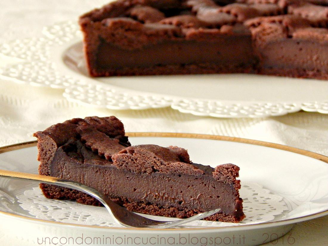 La Regina delle crostate: quella al cioccolato di Ernst Knam