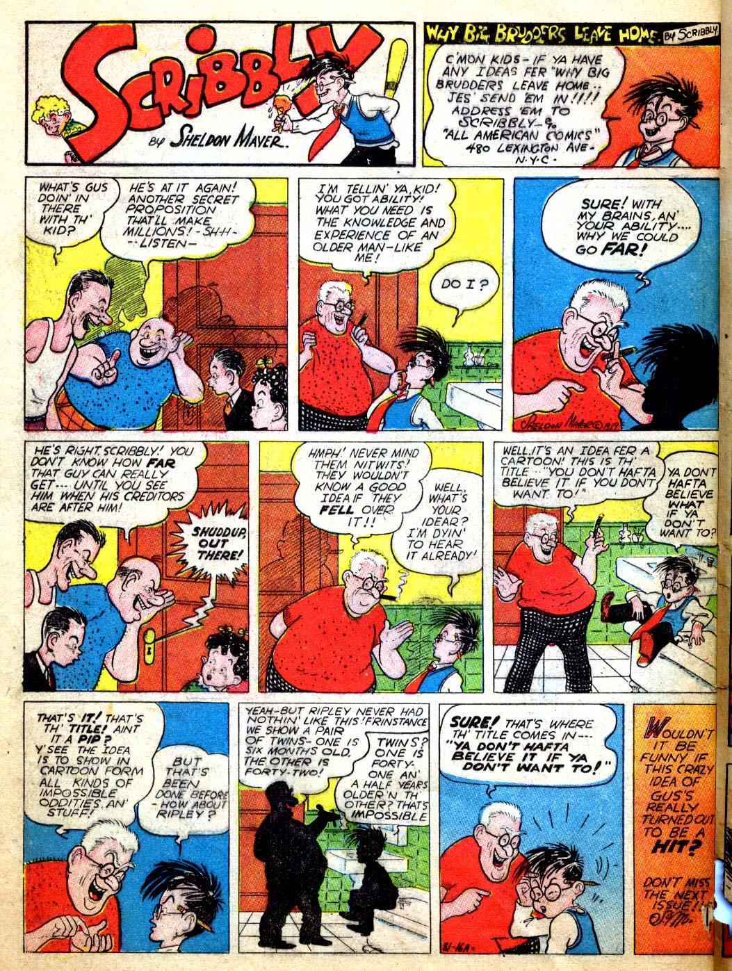 Read online All-American Comics (1939) comic -  Issue #4 - 61