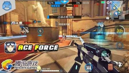 Overwatch on Android Ace Force Apk Android