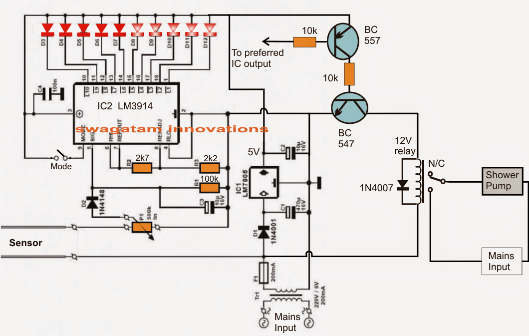 figure 1 simple soil moisture alarm circuit
