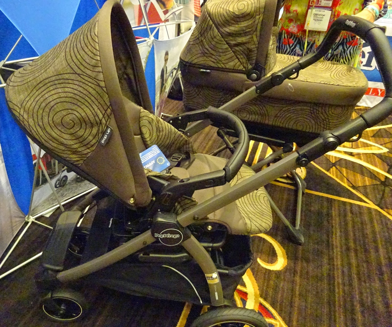 Komfort Buggy Book Von Peg Perego Strollerqueenreviews May 2015