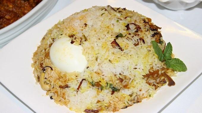 Kozhikodan Chicken Biriyani (Dum Biriyani)