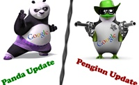 Make Your Blog Safe From Penguin and Panda Updates