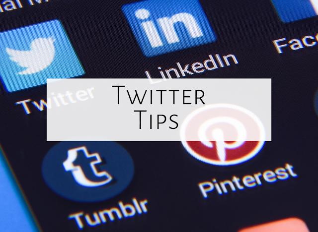 Twitter Tips for Teachers