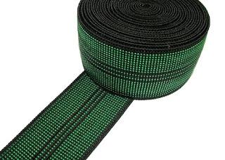 Cincha de goma para tapizar