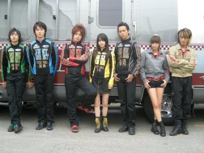 [W-SxA-S] Engine Sentai Go-Onger Episode 01 – 48 Subtitle Indonesia