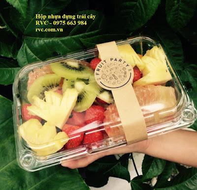 Hiệu quả mà hộp nhựa trái cây mang lại