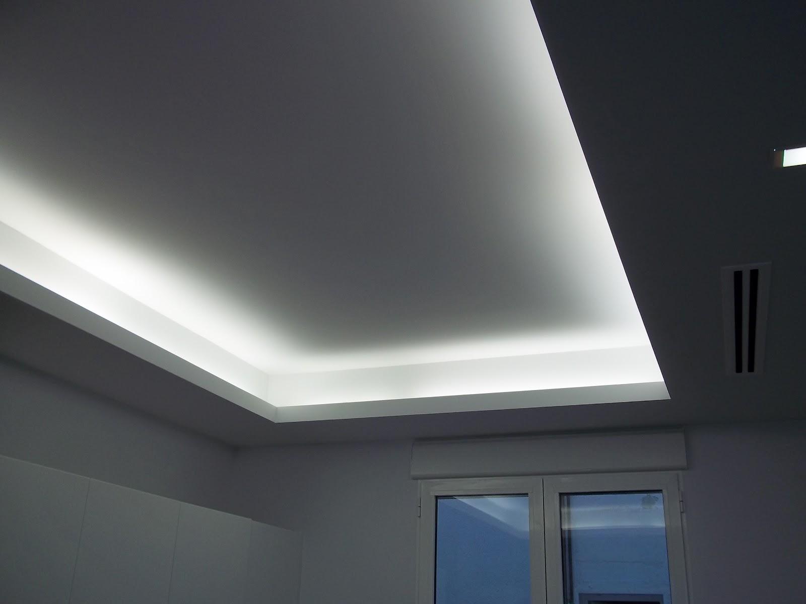 Habitania Construcciones Y Reformas Iluminacion Indirecta Foseados - Luces-indirectas