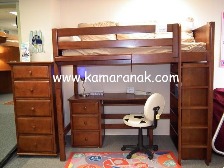 model tempat tidur dari kayu jati 1