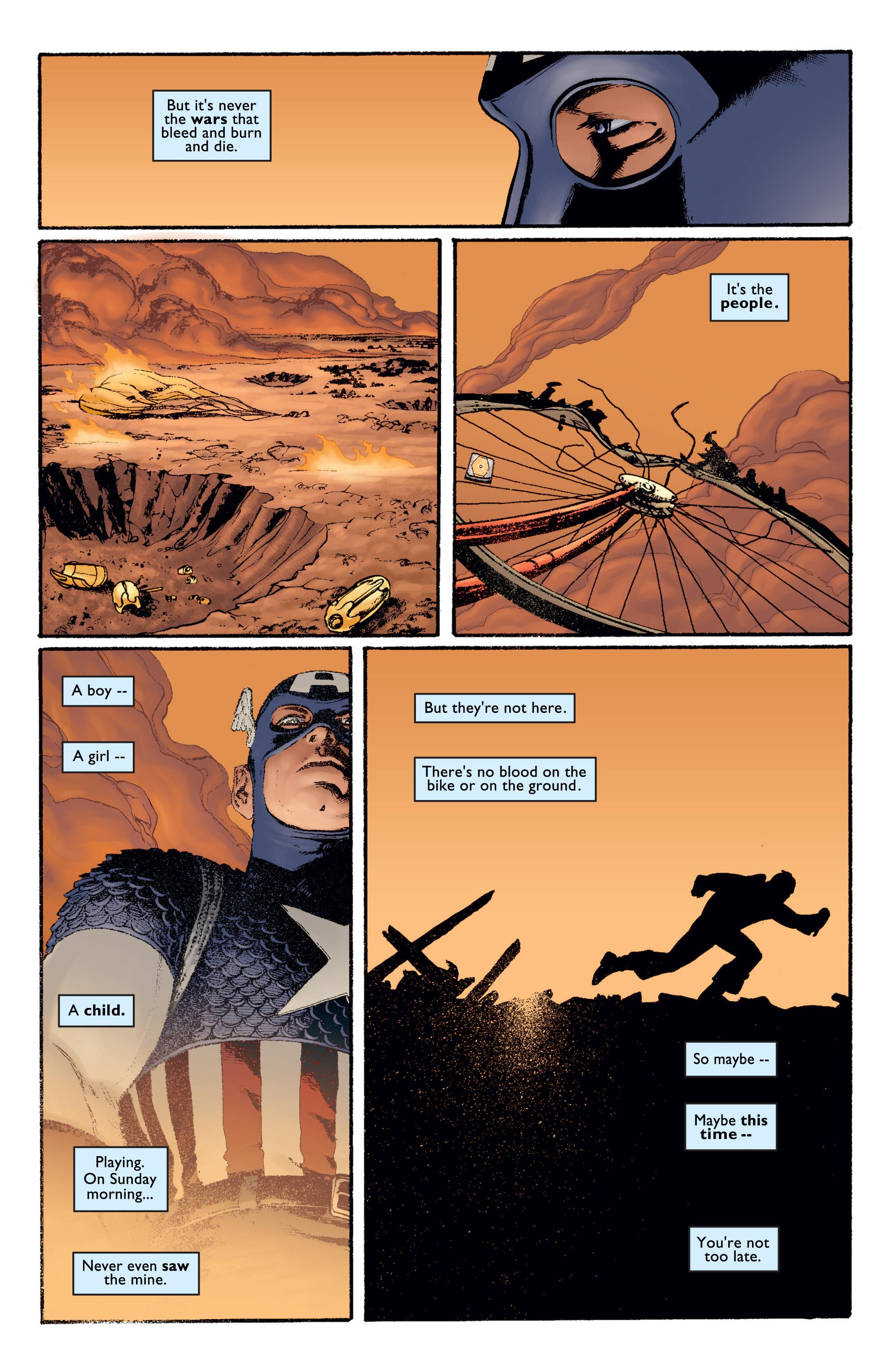 Captain America (2002) Issue #1 #2 - English 33
