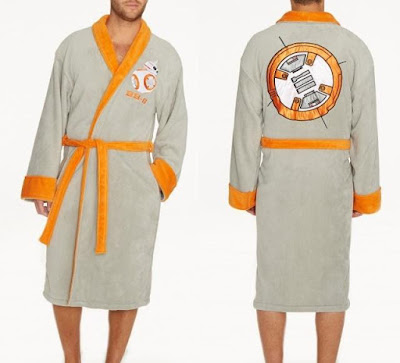 BB 8 Bathrobe