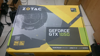 Review Zotac GeForce GTX 1050