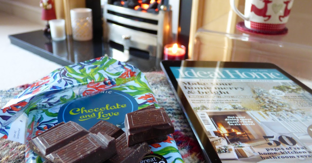 Steps To Relaxing With Chocolate And Love Garden Tea