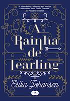 Capa A Rainha de Tearling