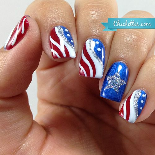 fourth-of-july-4th-of-july-nail-art-ideas