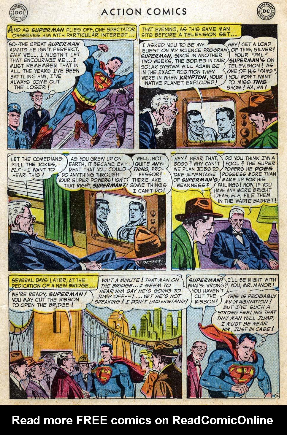 Action Comics (1938) 187 Page 4