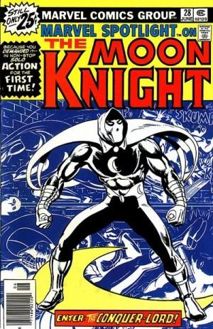 Key Issue Comics: Key Issues - Moon Knight