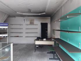 EM CAMPINA: Ladrões arrombam loja e levam tudo pela 4ª vez