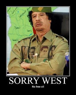 al-Gadhafi, leader