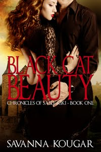 BLACK CAT BEAUTY ~ Halloween Erotic Romance