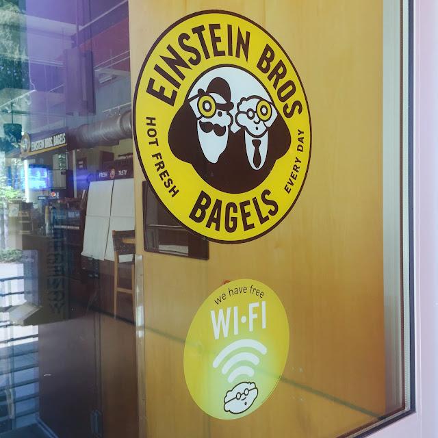 Einstein Bros. Bagels No Kid Hungry