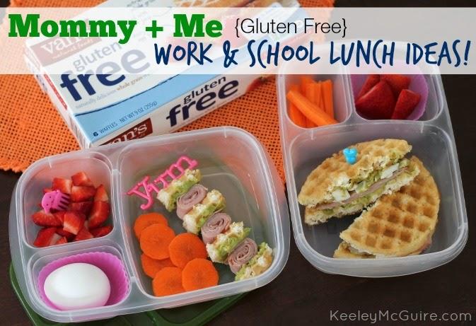 Gluten Free  Allergy Friendly Lunch Made Easy Mommy + Me Gluten