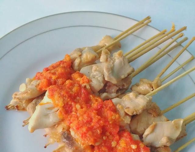 Resep Masakan SATE TAICHAN