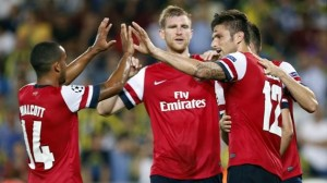 Fenerbahce vs Arsenal 0-3 Champions League Highlights