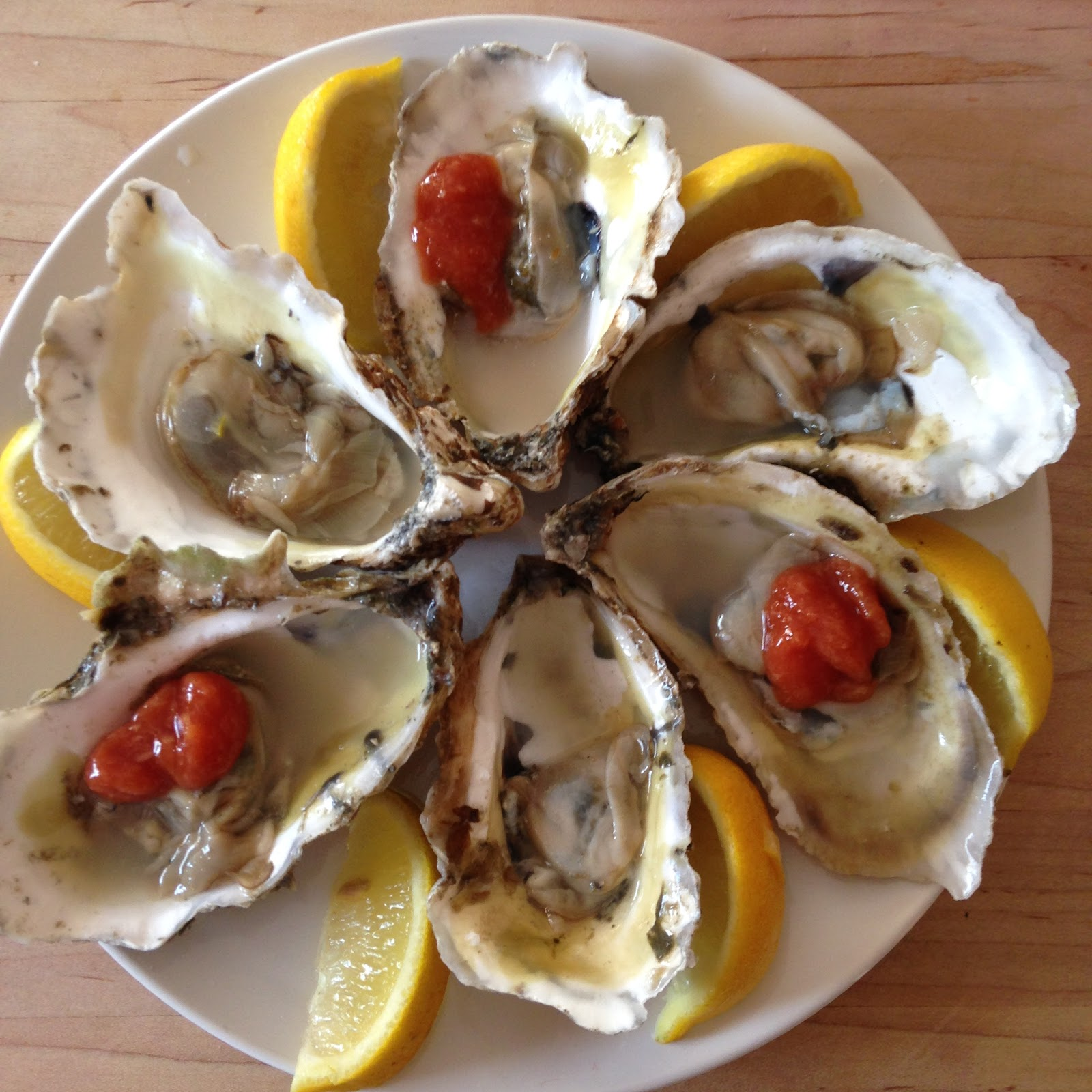 The Recovery Kitchen: Oysters (On the Half-Shell)