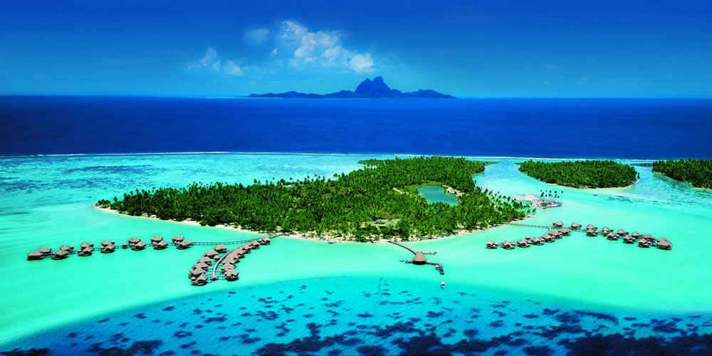 Descubre Tu Mundo Destino Isla Bora Bora Lo Mejor De La