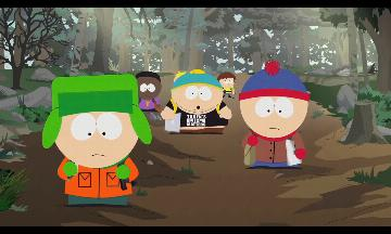 South Park Episodio 20x02 Cazaputas
