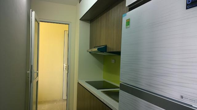 Thiết kế khu bếp Gemek Premium
