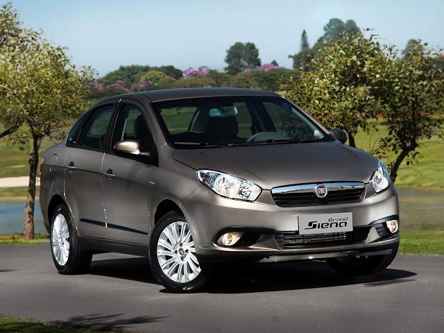 Fiat Grand Siena - recall