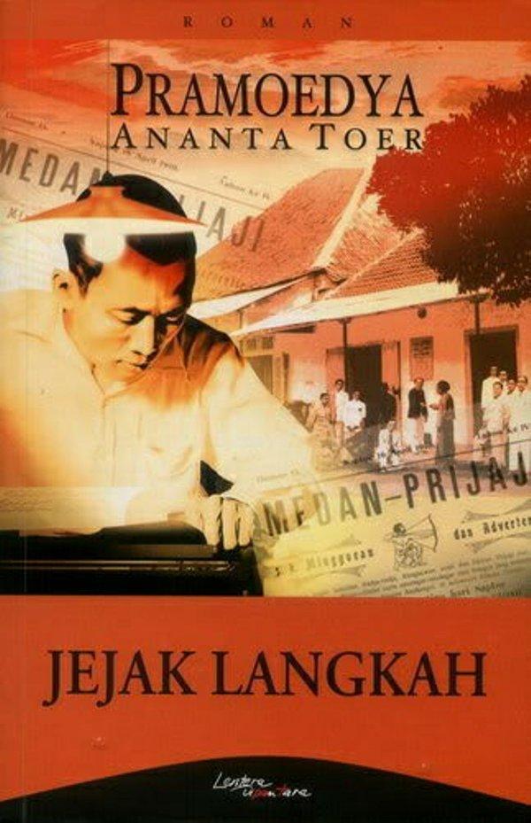 Sinopsis Novel Jejak Langkah versi Panjang dan Pendek ...
