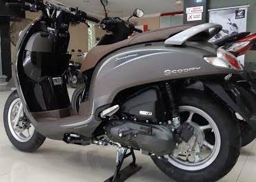 Warna Honda Scoopy Terbaru Semakin Stylish Kekinian Dudungmaman07