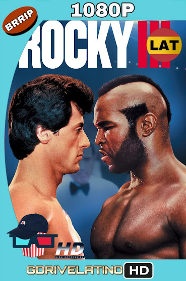 Rocky 3 (1982) BRrip 1080p Latino-Ingles mkv