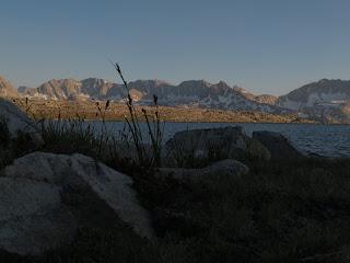 Was für einsamer, wunderschöner Ort