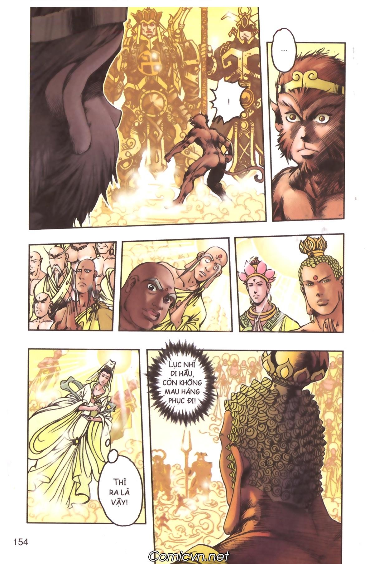 Tây Du Ký màu - Chapter 104 - Pic 36