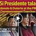 Pres. Duterte Jokes on VP Leni Robredo During the PMA Commencement Exercises (Video)