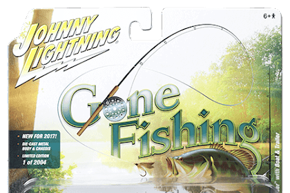 Johnny Lightning Gone Fishing 2017 Release
