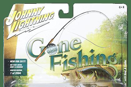 Johnny Lightning Gone Fishing 2017 Release