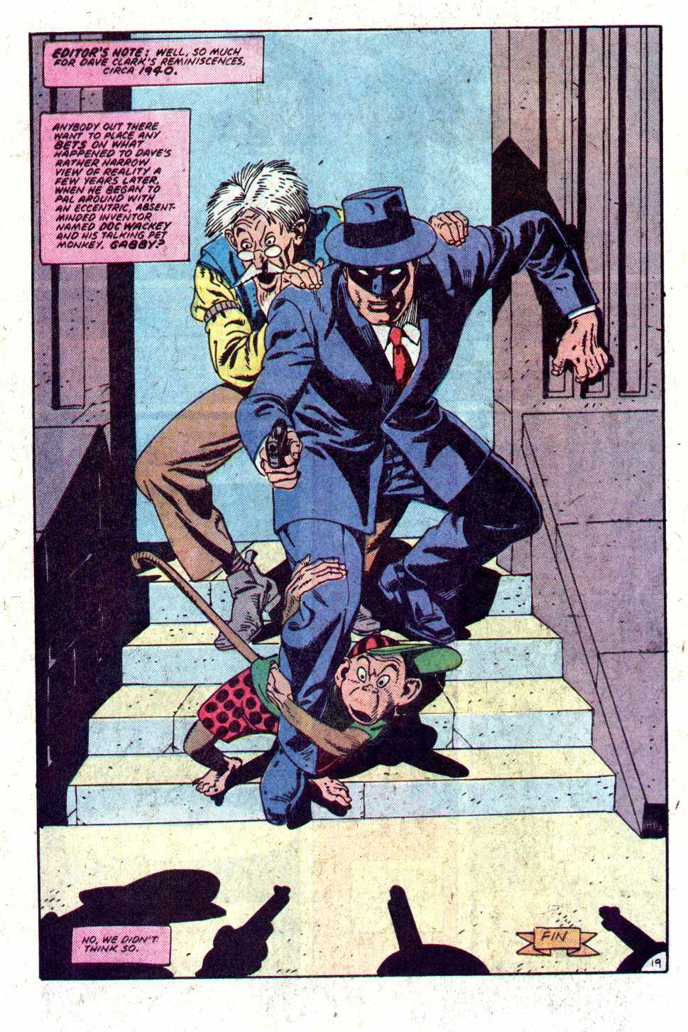 Read online Secret Origins (1986) comic -  Issue #28 - 44